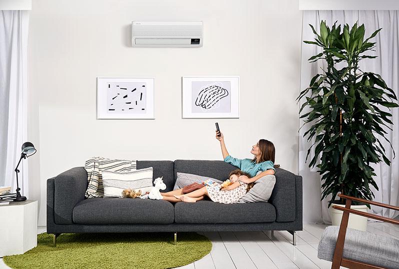 Samsung Cebu - Airconditioning & Warmtepomp Service Nederland