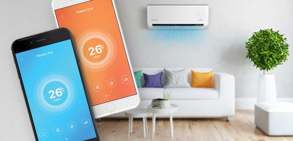 Inventor Passion ECO - Airconditioning & warmtepomp Service Nederland
