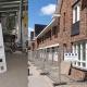 Drie woonblokken opgeleverd met een lucht/water warmtepomp en de ventilatie installatie