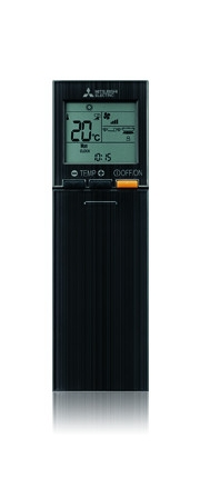 Mitsubishi Electric binnendeel onix Bediening - Airconditioning & warmtepomp Service Nederland