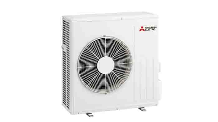 Buitendeel Mitsubishi Electric - Airconditioning & warmtepomp Service Nederland