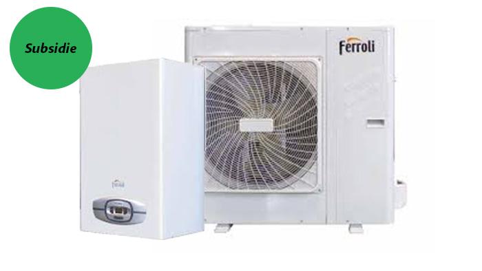 Ferrolli Omnia Hybrid - Airconditioning & warmtepomp Service Nederland