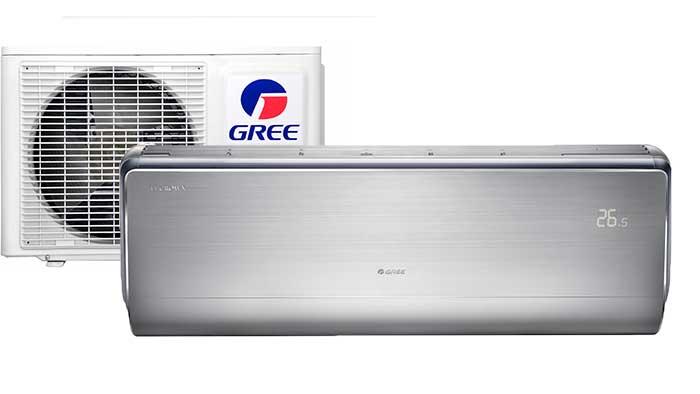 Gree-U-Crown Set - Airconditioning & warmtepomp Service Nederland