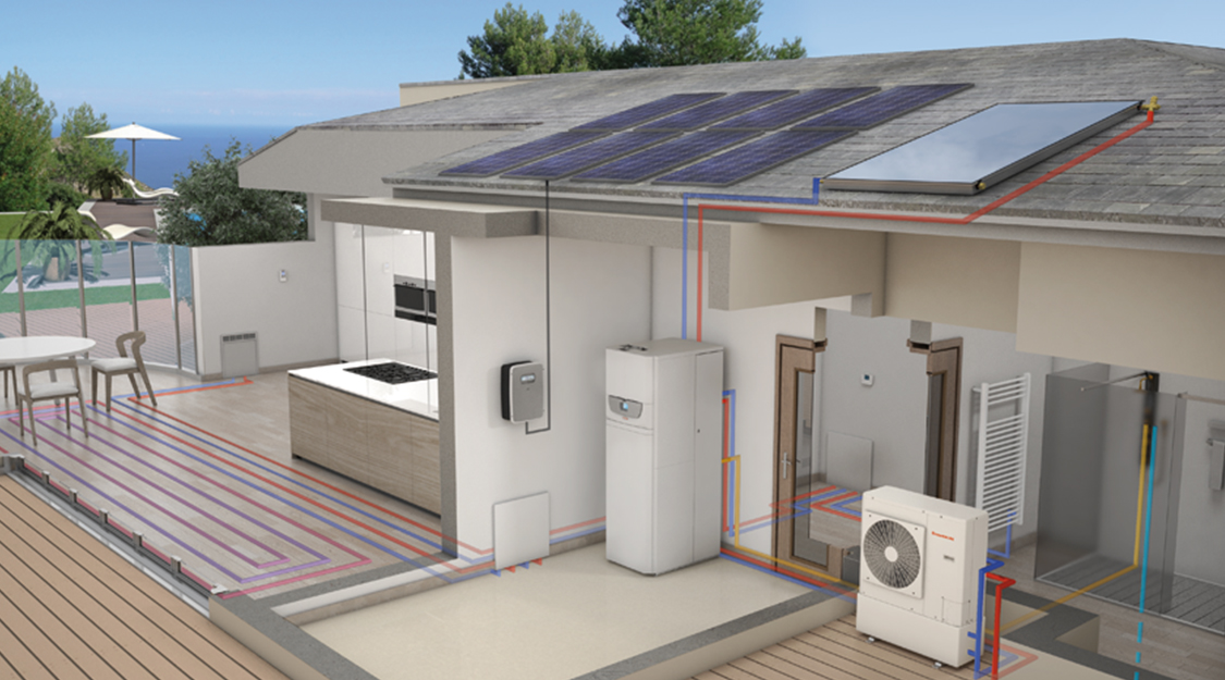 Immergas product infomation sfeer - Airconditioning & warmtepomp Service Nederland