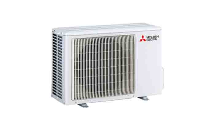 Mitsubishi Electric buitendeel - Airconditioning & warmtepomp Service Nederland