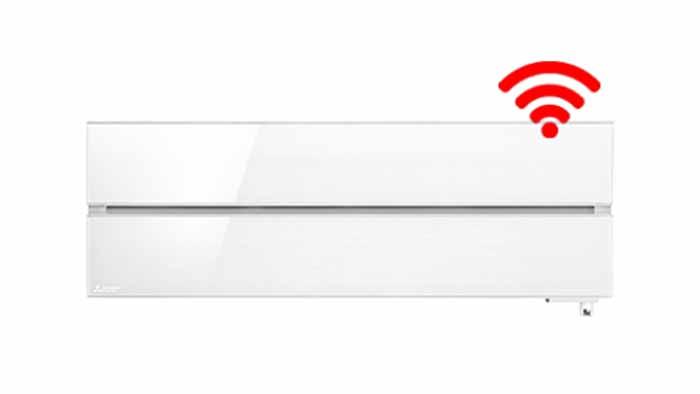 ME white binnendeel - Airconditioning & warmtepomp Service Nederland