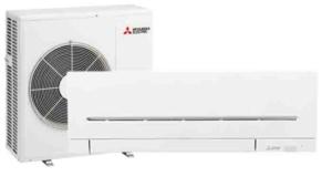 Mitshubishi Electric groot - Airconditioning & warmtepomp Service Nederland
