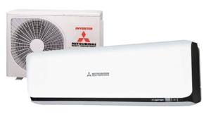 Mitsubishi Heavy SRKZS-WB set - Airconditioning & warmtepomp Service Nederland
