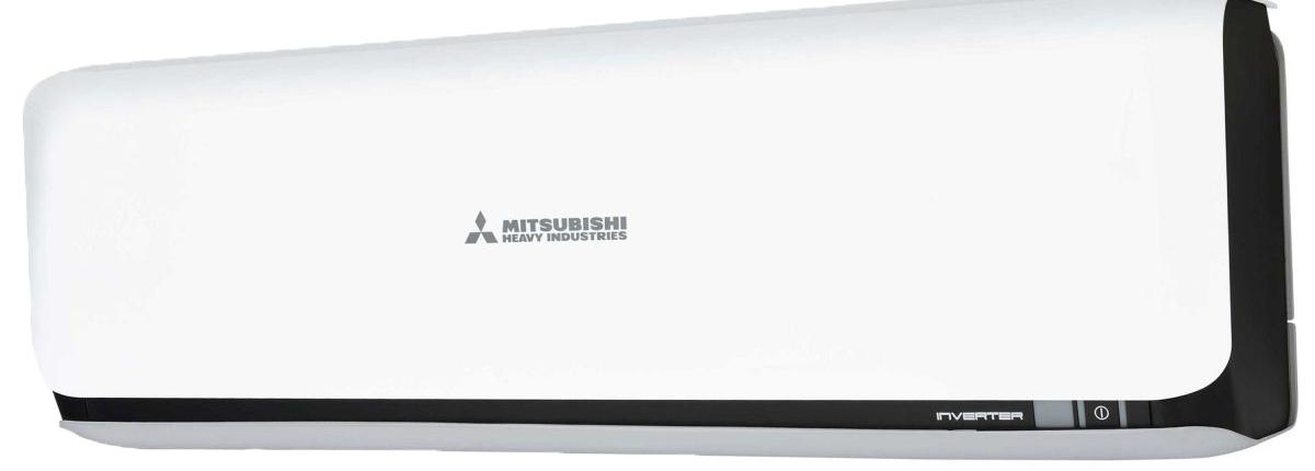 Mitsubishi Heavy SRKZS-WB front - Airconditioning & warmtepomp Service Nederland