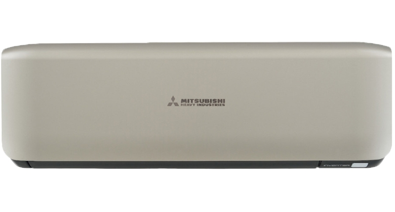Mitsubishi Heavy SRKZS-WTitanium front - Airconditioning & warmtepomp Service Nederland