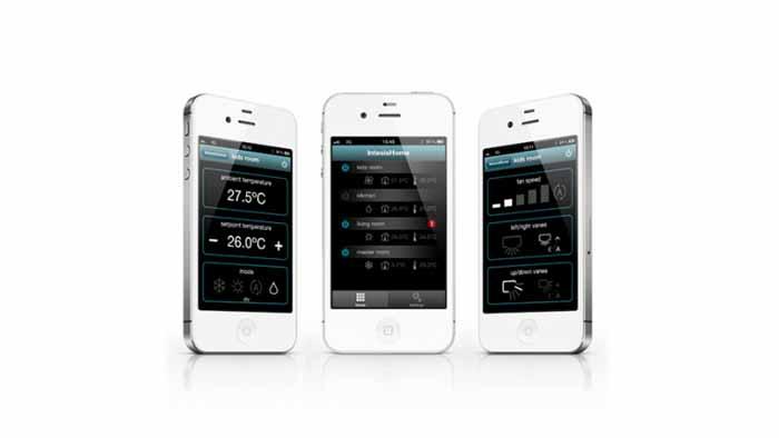 RAV WI-FI module Phone - Airconditioning & warmtepomp Service Nederland