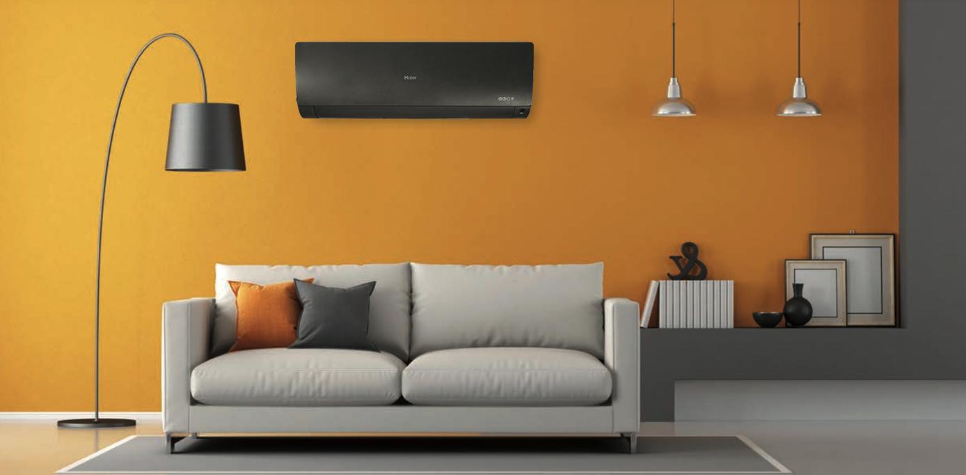SFeer Flexis mat Zwart - Airconditioning & warmtepomp Service Nederland