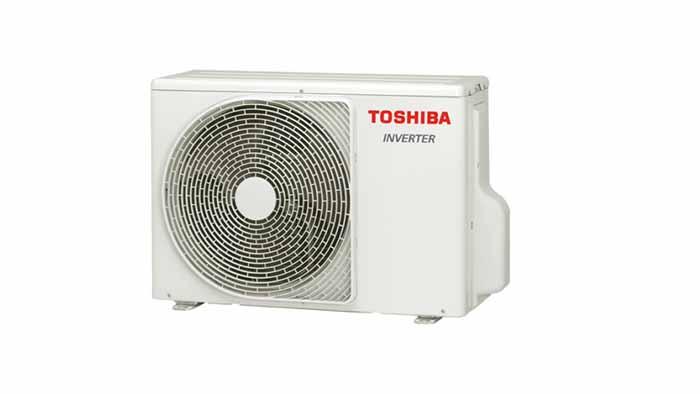 Toshiba Kazumi Buitendeel - Airconditioning & warmtepomp Service Nederland