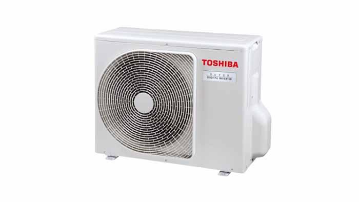 Toshiba RAV buitendeel - Airconditioning & warmtepomp Service Nederland
