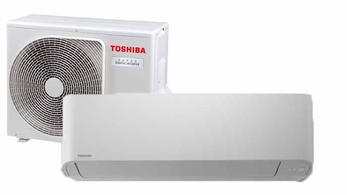 Toshiba RAV - Airconditioning & warmtepomp Service Nederland