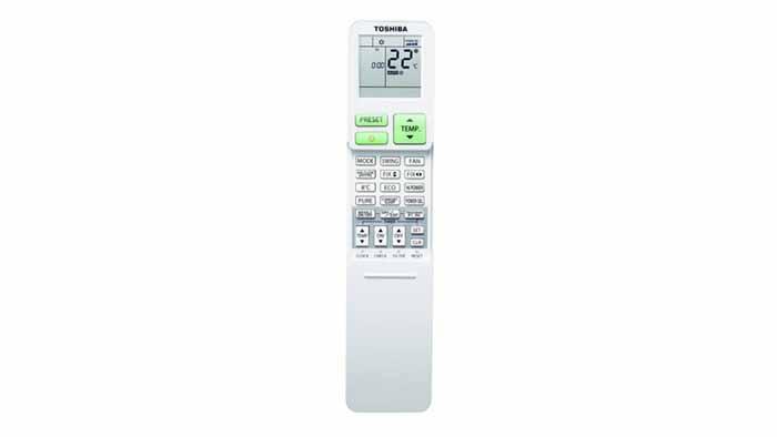 Toshiba Shorai Premium Remote - Airconditioning & warmtepomp Service Nederland