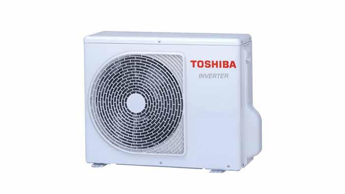 Toshiba Shorai Premium buitendeel - Airconditioning & warmtepomp Service Nederland
