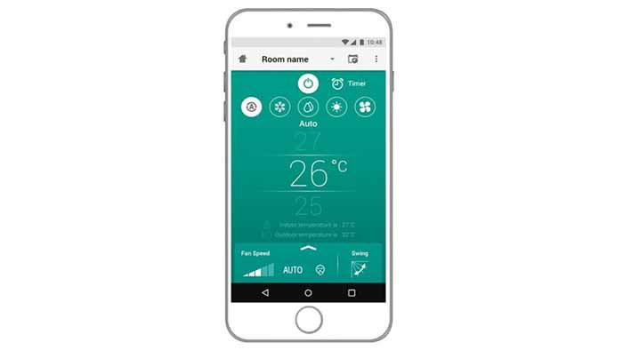 Toshiba wi-fi mdule on phone - Airconditioning & warmtepomp Service Nederland