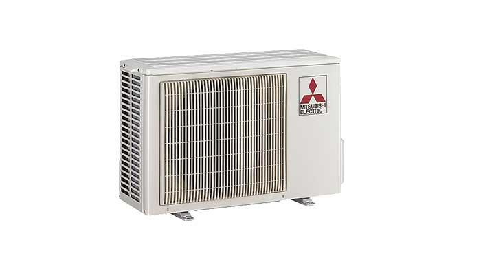 Mitsubishi Electric WSH-AP-Buitendeel - Airconditioning & warmtepomp Service Nederland