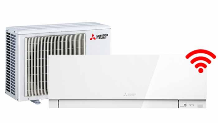 Zen Lijn Wit set - Airconditioning & warmtepomp Service Nederland