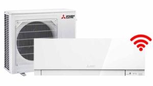Zen lijn Wit 5kw set - Airconditioning & warmtepomp Service Nederland