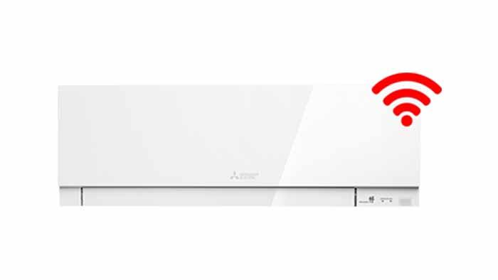 Zen lijn Wit binnendeel - Airconditioning & warmtepomp Service Nederland