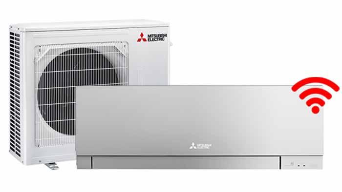 Zen lijn zilver 5 kW set - Airconditioning & warmtepomp Service Nederland