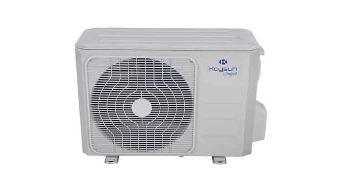Kaysun Onnix buitendeel - Airconditioning & warmtepomp Service Nederland