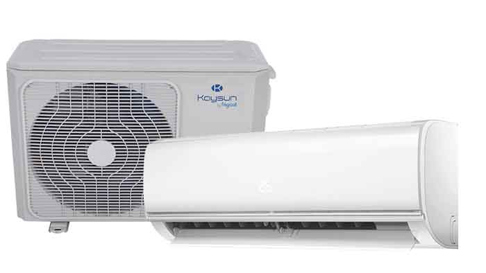 Kaysun casual - Airconditioning & warmtepomp Service Nederland