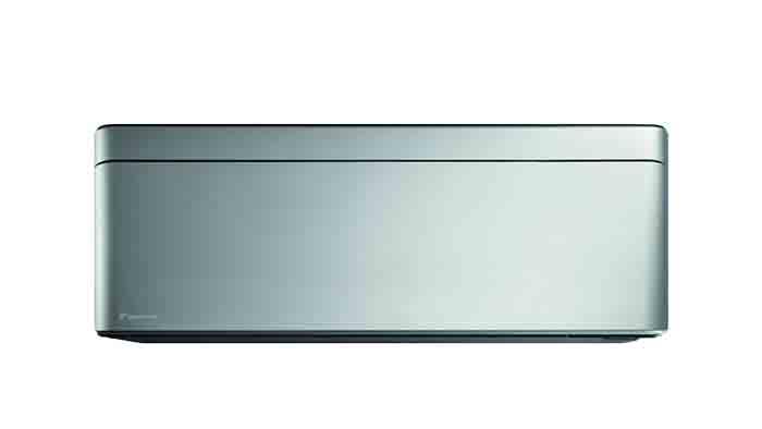 Daikin Stylish silver binnendeeldeel - Airconditioning & warmtepomp Service Nederland