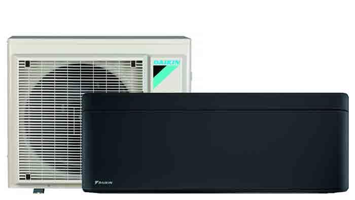 Daikin Stylish black - Airconditioning & warmtepomp Service Nederland