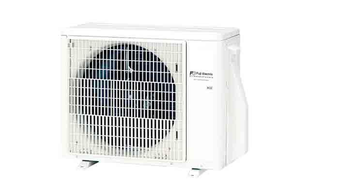 Fuji Electric Deluxe klein buitendeel- Airconditioning & warmtepomp Service Nederland
