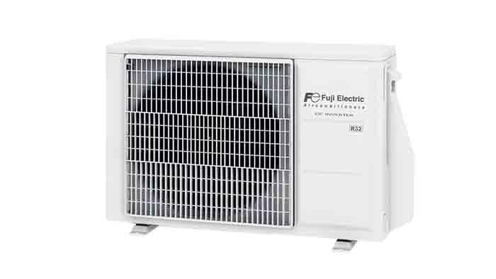 Fuji Electric Standaard buitendeel - Airconditioning & warmtepomp Service Nederland
