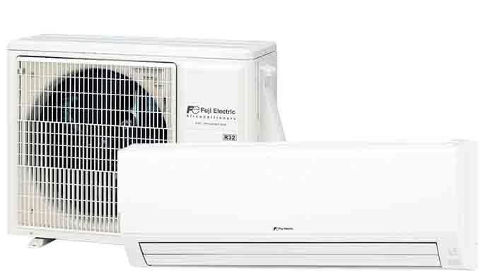Fuji Electric Standaard middel buitendeel - Airconditioning & warmtepomp Service Nederland