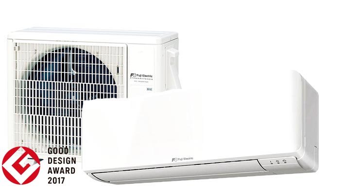 Fuji Electric Deluxe Set - Airconditioning & warmtepomp Service Nederland